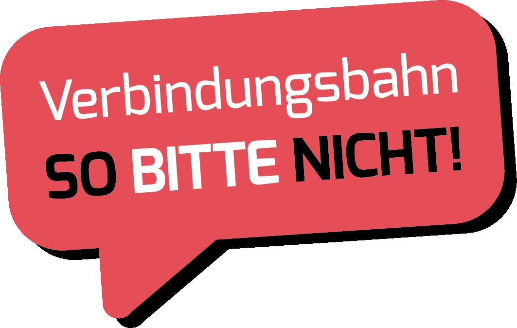 Logo Verbindungsbahn so bitte nicht